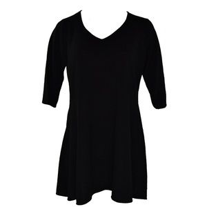NY Collection Sweater Dress Fit & Flare 2X New